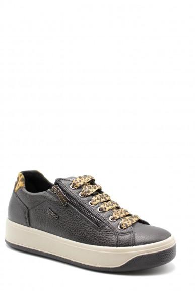 Igieco Sneakers F.gomma Dvx 61626 Donna Nero Casual