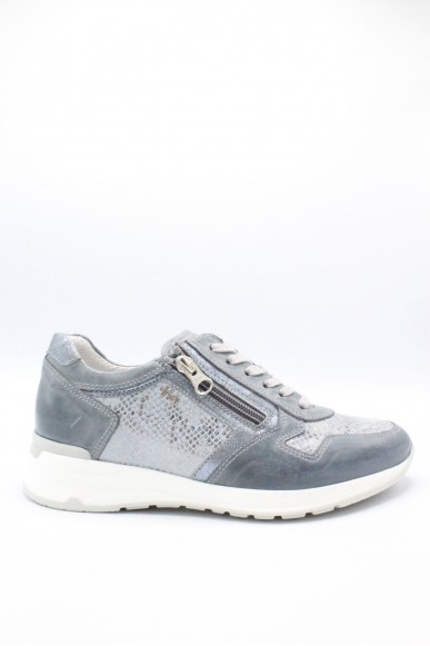Nero giardini Sneakers F.gomma Made in italy Donna Navy-white Casual