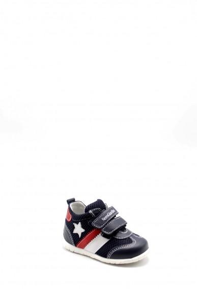 Nero giardini j Sneakers F.gomma Primi passi bimbo e019071m Bambino Blu Fashion
