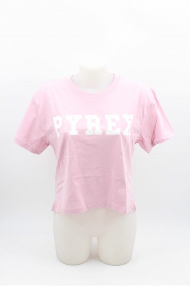 Pyrex T-shirt   Donna Cipria Fashion