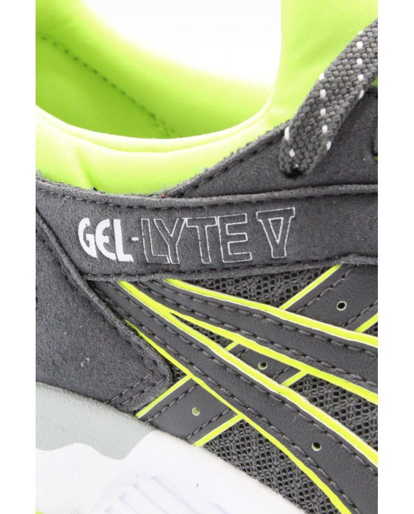 Asics Sneakers F.gomma 39/46 gel lite v Uomo Grey Sportivo