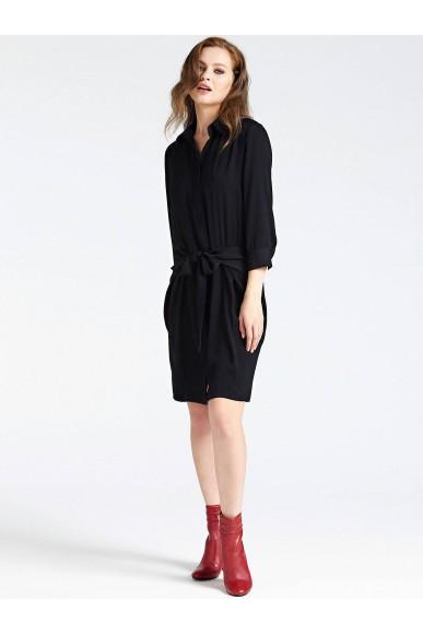 Guess Abiti   Nahia dress Donna Nero Fashion