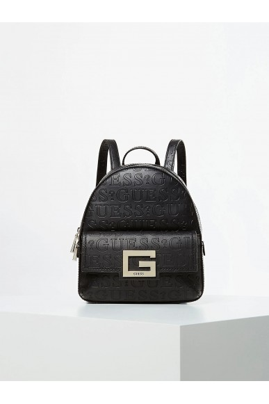 Guess Backpacks   Brightside backpack Donna Nero Fashion