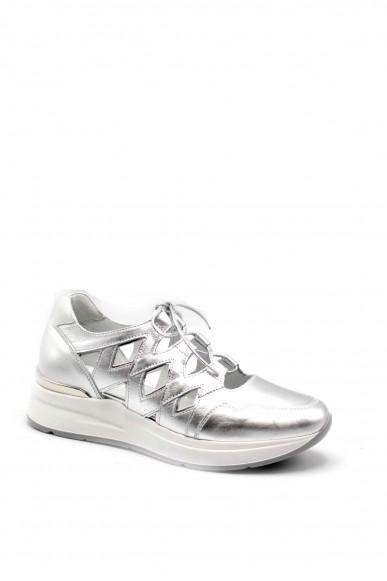 Nero giardini Sneakers F.gomma E010506d Donna Argento Fashion