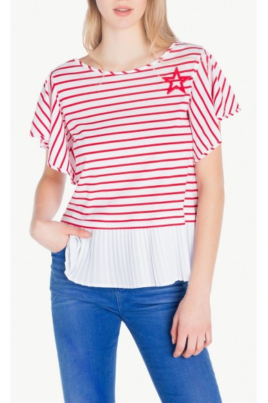 My twin T-shirt   Donna Rosso Fashion