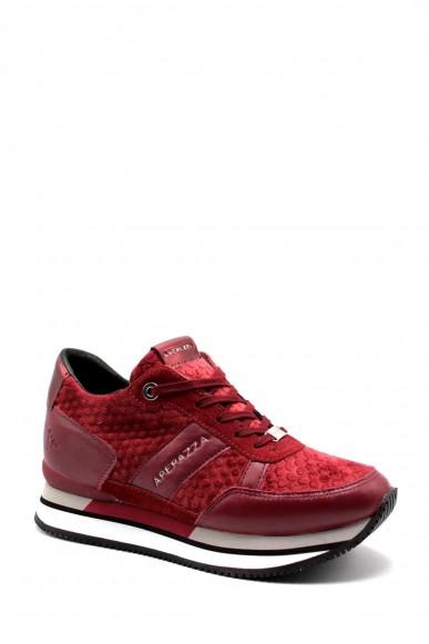 Apepazza Sneakers F.gomma Rossella Donna Bordo' Fashion