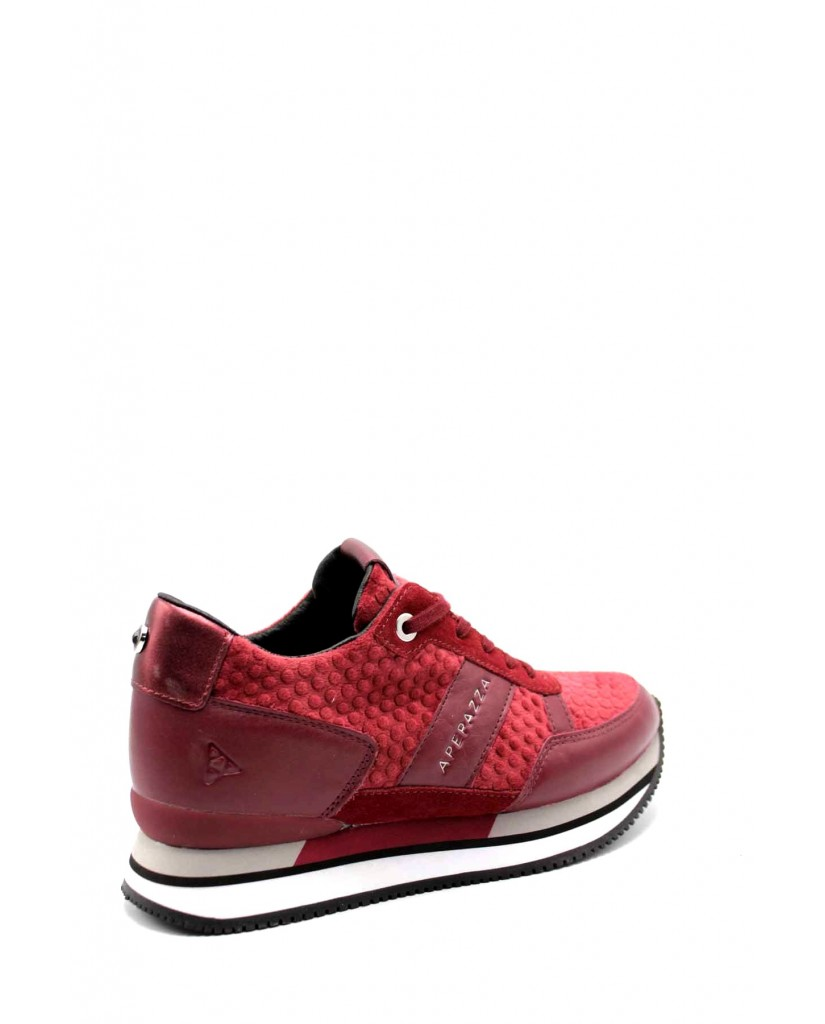 Apepazza Sneakers F.gomma Rossella Donna Bordo' Fashion