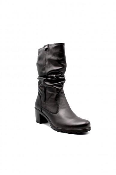 Enval soft Stivali F.gomma D dh 62554 Donna Nero Casual