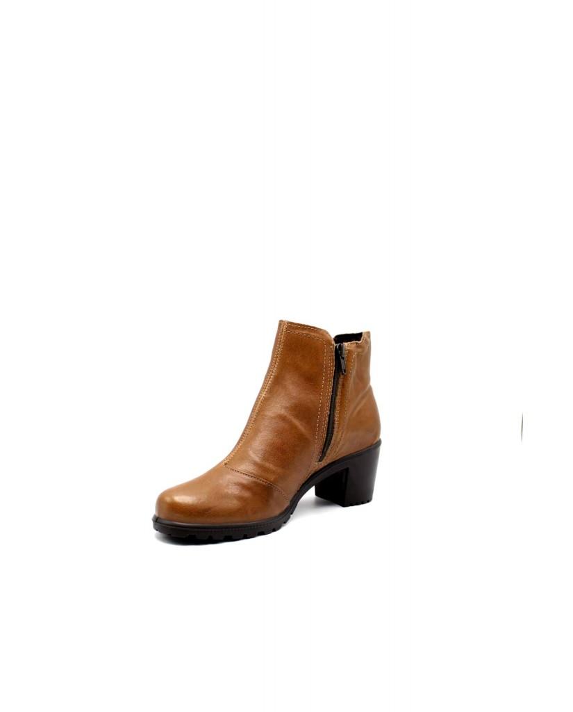 Enval soft Tronchetti F.gomma D dh 62550 Donna Cuoio Casual