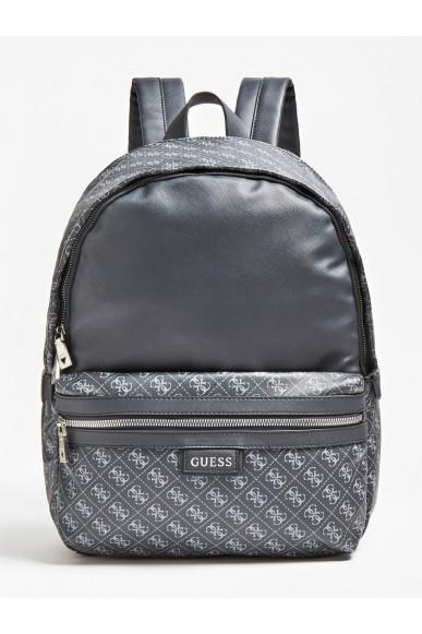 Guess Borse   Dan logo backpack Uomo Nero Fashion