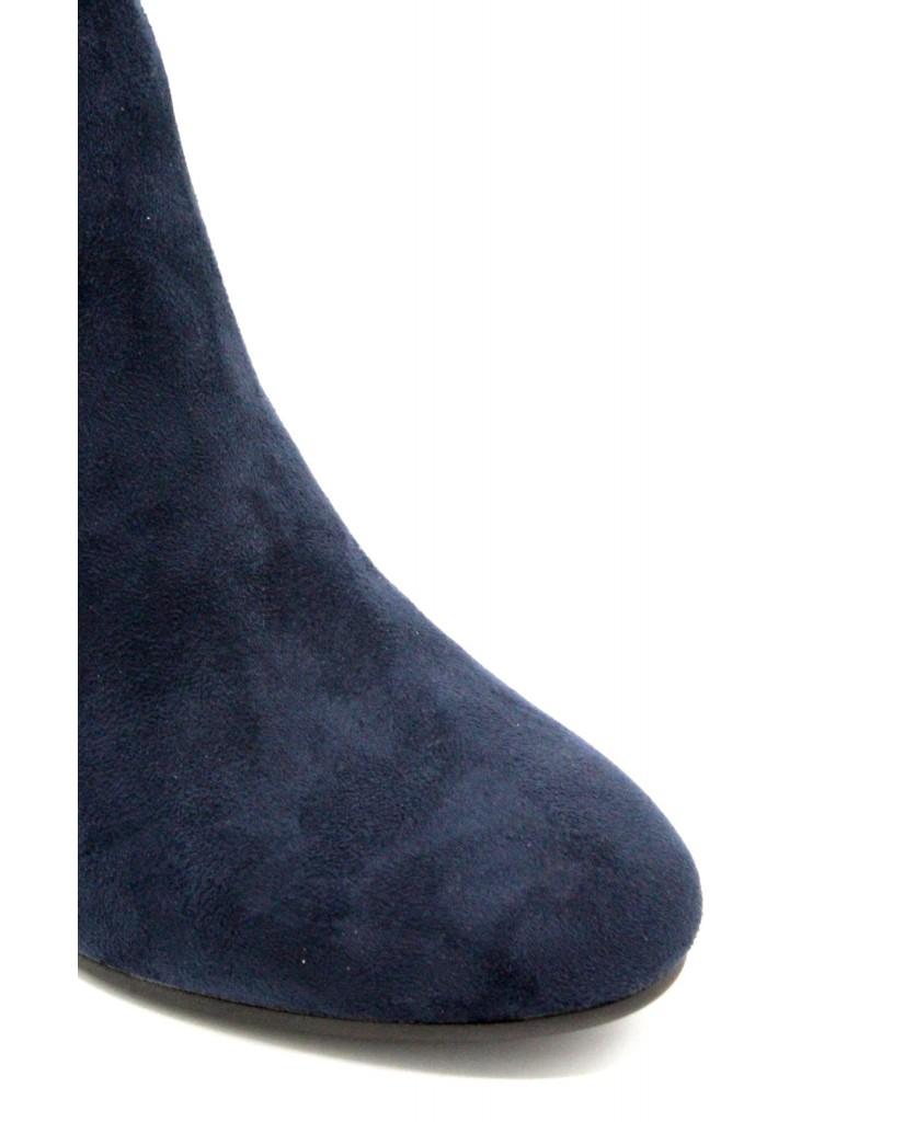 Albano Tronchetti F.gomma 35-40 Donna Blu Fashion