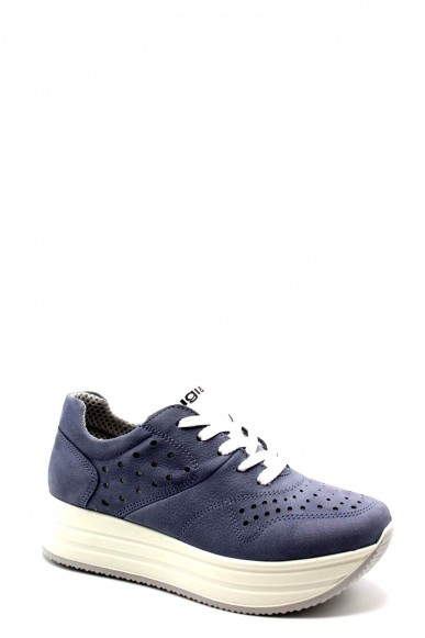 Igi&co Sneakers F.gomma Dky 51657 Donna Blu Casual