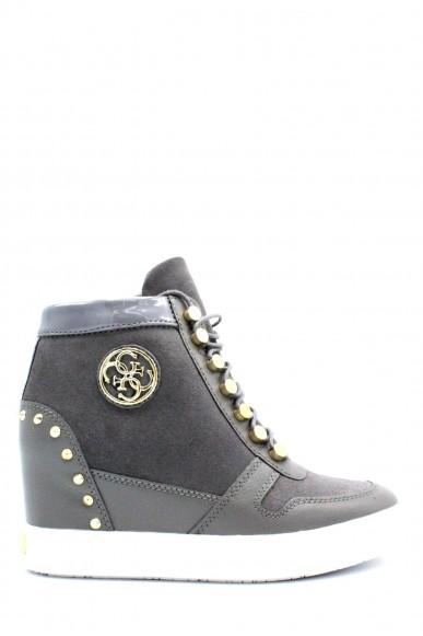 Guess Sneakers F.gomma 35-41 sneakers con zeppa interna Donna Grigio Fashion