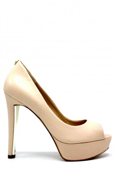 Guess Decollete   Heali2/spuntato (open toe)/lea Donna Beige Fashion