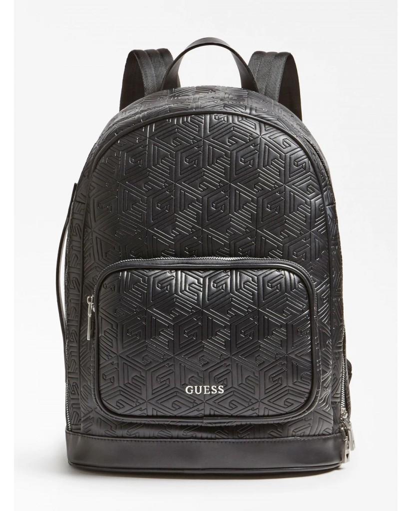 Guess Backpacks   Baldo backpack Uomo Nero Fashion