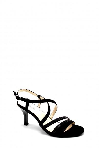 Nero giardini Sandali F.gomma E116571de Donna Nero Fashion