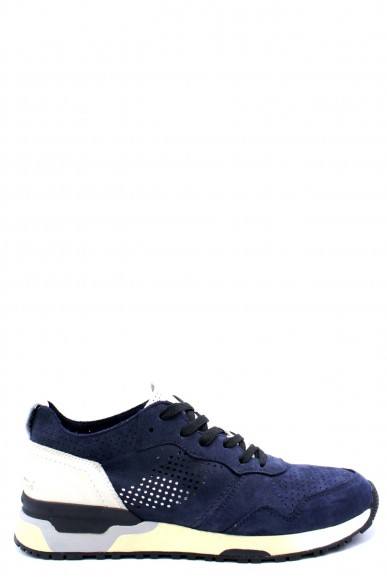 Crime london Sneakers F.gomma 40-45 11426ks1.40 Uomo Blu Casual