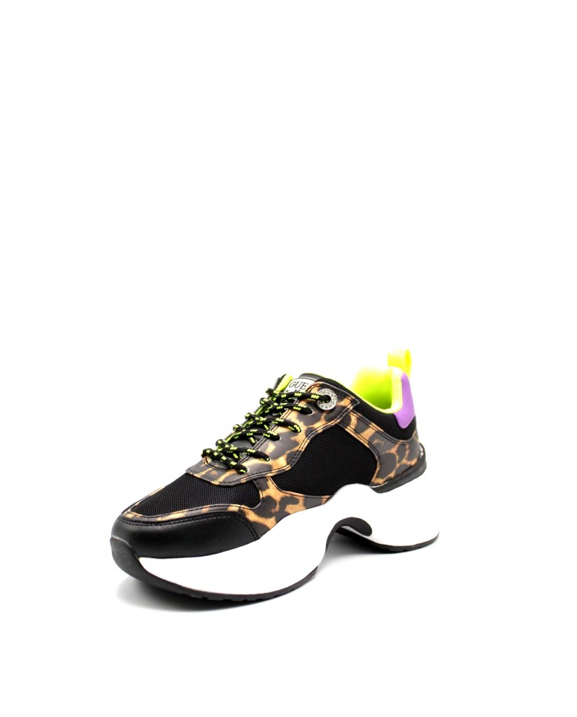 Guess Sneakers F.gomma I-juless-eu Donna Leopardo Fashion