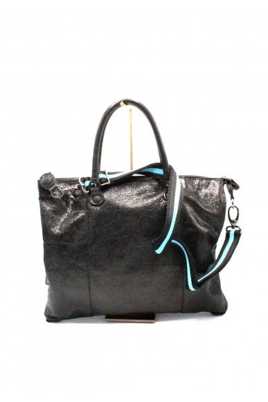 Gabs Borse - Piatta trasf. palmellato dav/dt Donna Ossidiana Fashion