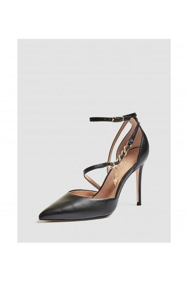 Guess Decollete   Britee decollete (pump) leathe Donna Nero Fashion