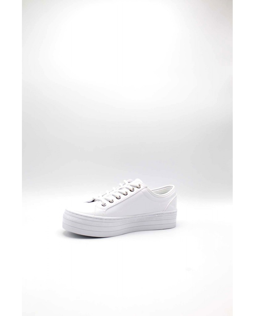 Guess Sneakers F.gomma Bhania/active lady/leather lik Donna Bianco Fashion