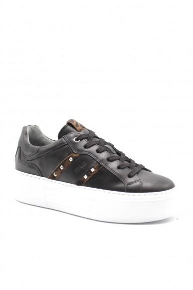Nero giardini Sneakers F.gomma I013752d Donna Nero Fashion