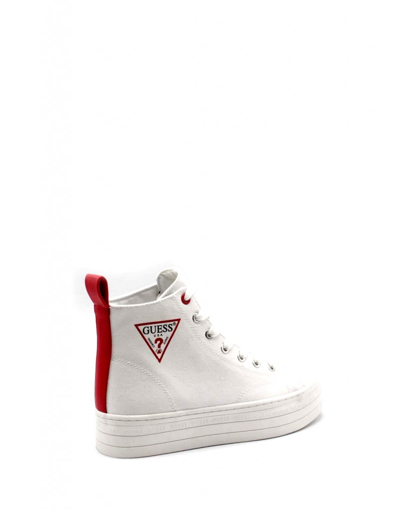 Guess Sneakers F.gomma Bokan/stivaletto (bootie)/fabr Donna Bianco Fashion