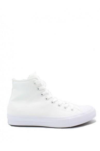 Converse Sneakers F.gomma Chuck taylors 2 . 39-46 Uomo Bianco Sportivo