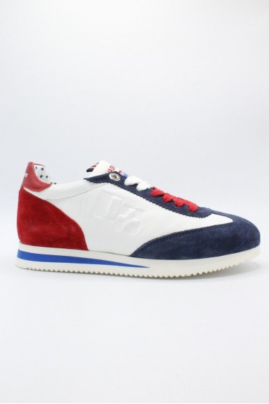 D'acquasparta Sneakers F.gomma Made in italy. lorenzo Uomo Blu Casual