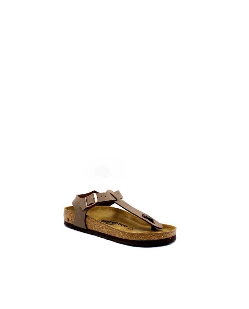 Birkenstock Sandali F.gomma Kairo bi-classic Donna Marrone Fashion