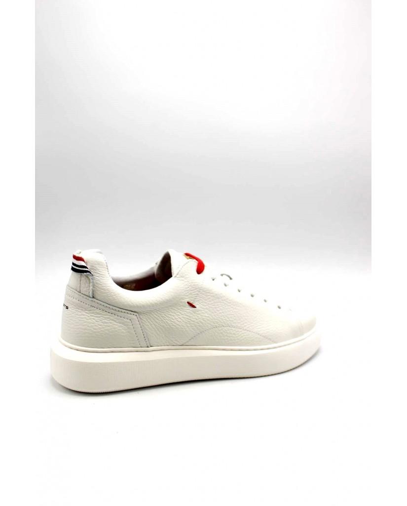 Ambitious Sneakers F.gomma 40/45 10443 Uomo Bianco Fashion