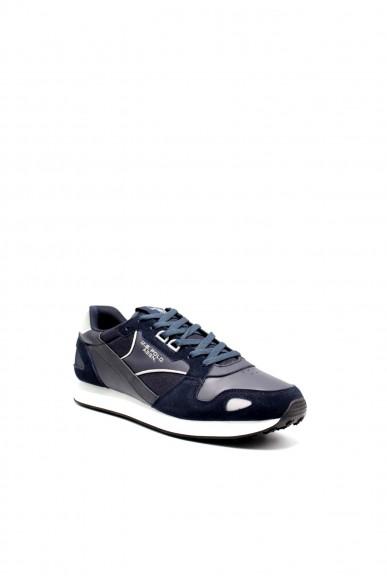Us polo Sneakers F.gomma Justin3 Uomo Blu Fashion