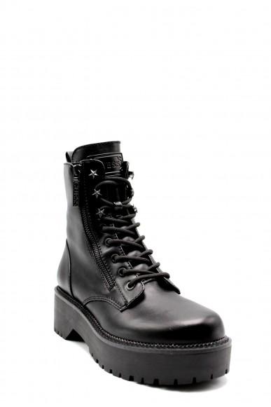 Guess Stivaletti F.gomma I-tayte2-eu Donna Nero Fashion