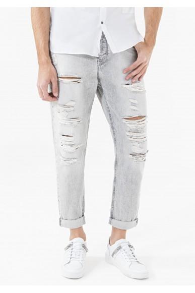 Antony morato Pantaloni   Jeans loose gibbs Uomo Cenere Fashion