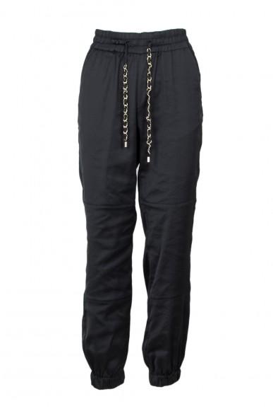 Guess Pantaloni   Hazel jogger Donna Nero Fashion