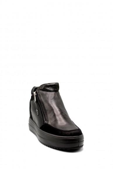Igieco Sneakers F.gomma Dhy 61557 Donna Nero Casual