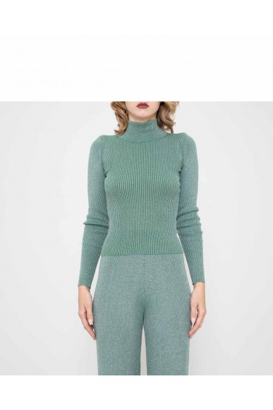 Silvian each Maglioni   Sweater burnett Donna Verde