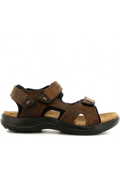 Lumberjack Sandali F.gomma 39-46 earth sm30606 Uomo Brown Casual