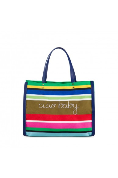 Tosca blu Borse   Shopping ciao baby tosca blu Donna Multicolor Casual