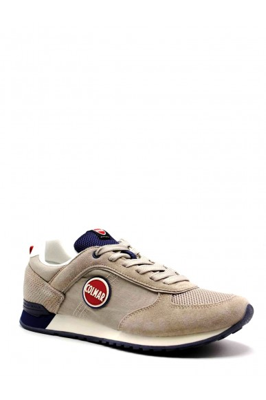 Colmar Sneakers F.gomma Travis colors Uomo Grigio Fashion