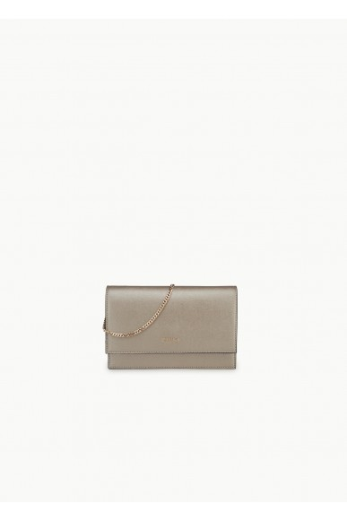Liu.jo Pochette Ecopelle Pocket note book Donna Oro Fashion