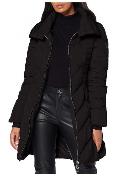 Guess Piumini - Payton down jacket Donna Nero Fashion