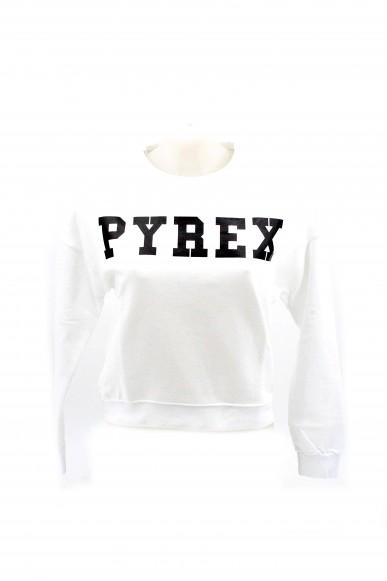 Pyrex Felpe   Donna Bianco Fashion