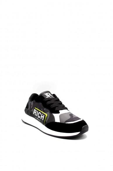 Richmond Sneakers F.gomma 3120/cp b Uomo Nero Fashion