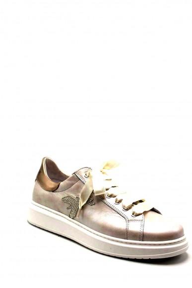Patrizia pepe Sneakers F.gomma 36-41 ppj18 Donna Beige Fashion