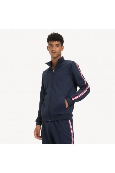 Tommy hilfiger Giacchetti   Tjm track jacket Uomo Blu Fashion