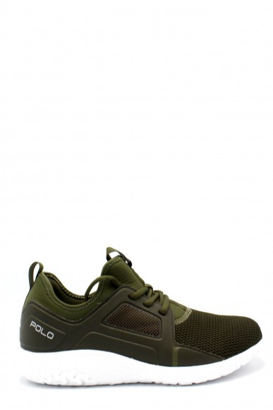 Ralph lauren Sneakers F.gomma 40/45 train 150 Uomo Oliva Fashion