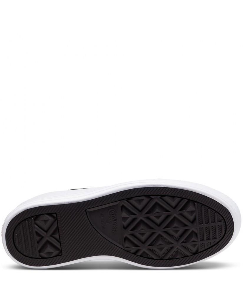 Converse Sneakers F.gomma Ctas move hi Donna Nero Fashion