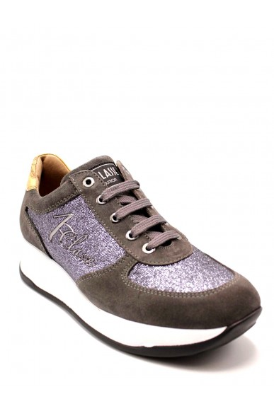 1^classe  Sneakers F.gomma Donna Carbone Fashion