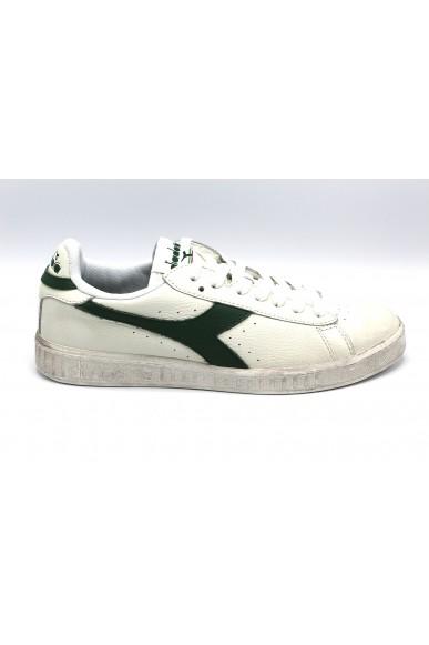 Diadora Sneakers F.gomma Uomo Bianco-fiori Sportivo